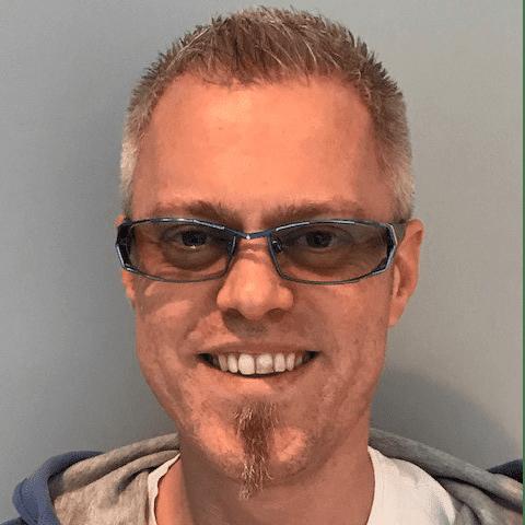 Thuisverpleger Bart