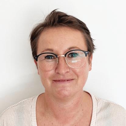 Thuisverpleegster Anja